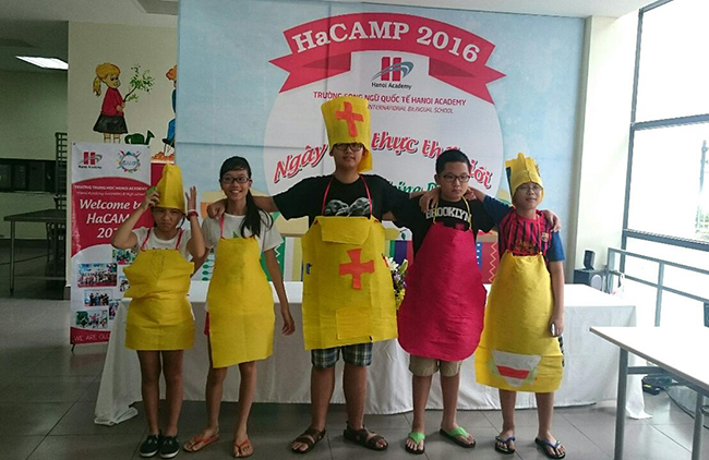 HaCAMP 2016 World Cuisine Day 4 HaCAMP 2016 – World Cuisine Day