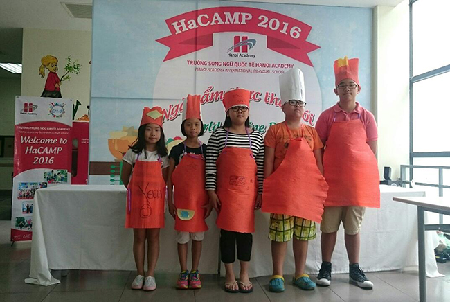 HaCAMP 2016 World Cuisine Day 7 HaCAMP 2016 – World Cuisine Day
