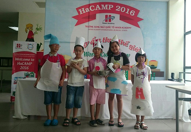 HaCAMP 2016 World Cuisine Day 8 HaCAMP 2016 – World Cuisine Day