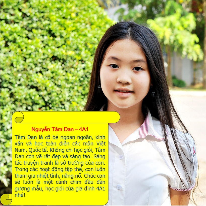 Hs tieu bieu t9 10 Student of the month – September
