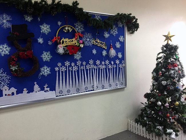 Christmas is coming to school 11 Christmas is coming to … school