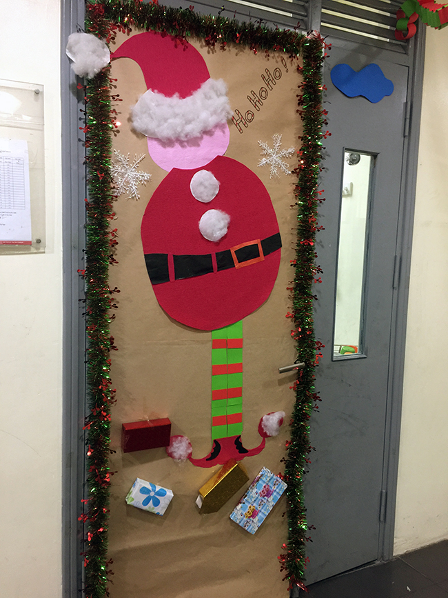 Christmas is coming to school 18 Christmas is coming to … school