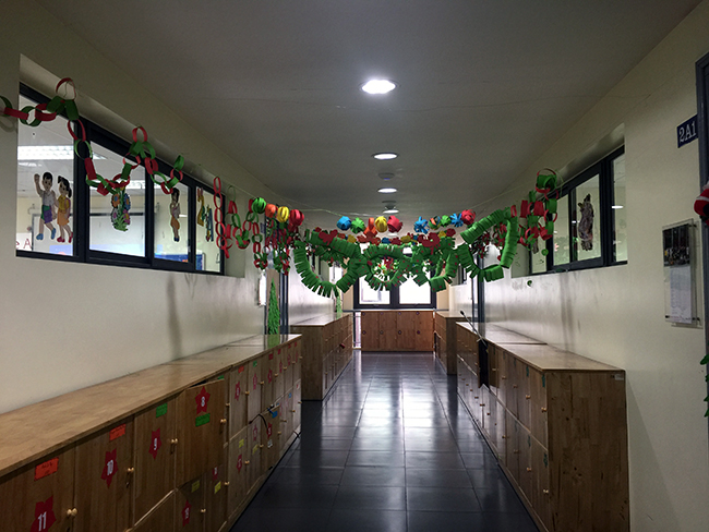 Christmas is coming to school 6 Christmas is coming to … school