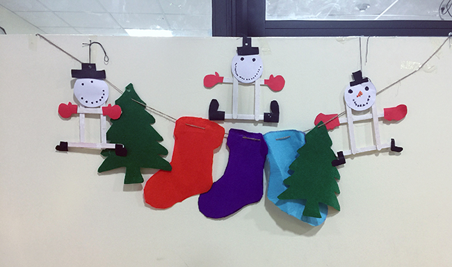 Christmas is coming to school 9 Christmas is coming to … school