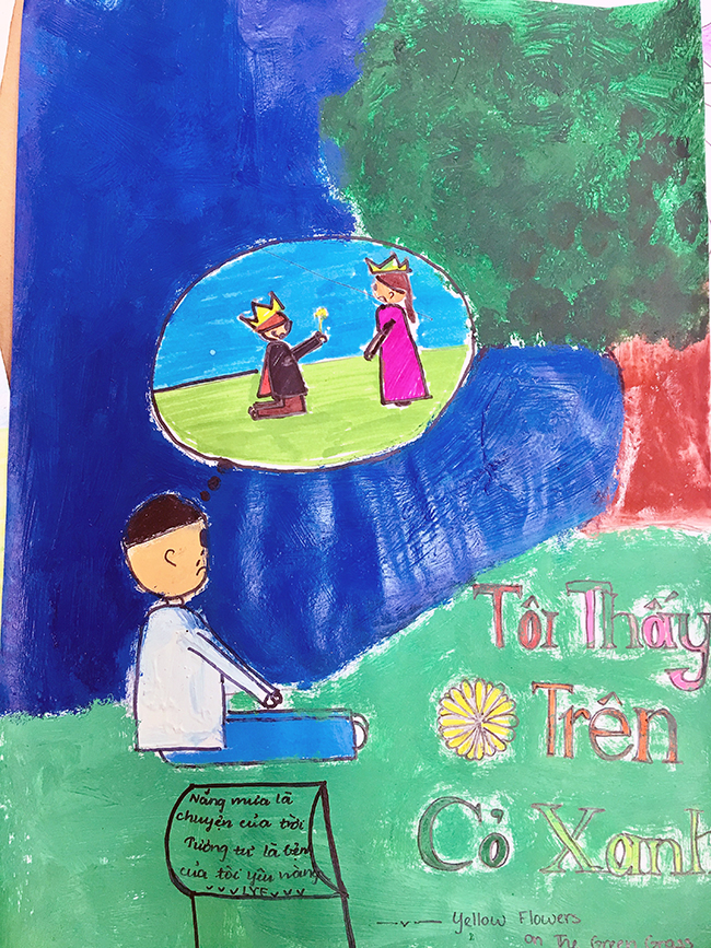 """Book cover 4 """"BOOK COVER DESIGNING CONTEST"""" – Cuộc thi thiết kế bìa sách"""
