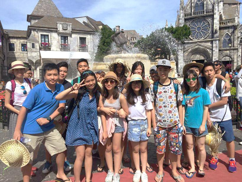 Bui Lan Trinh 2 Cơ hội mang tên Hanoi Academy