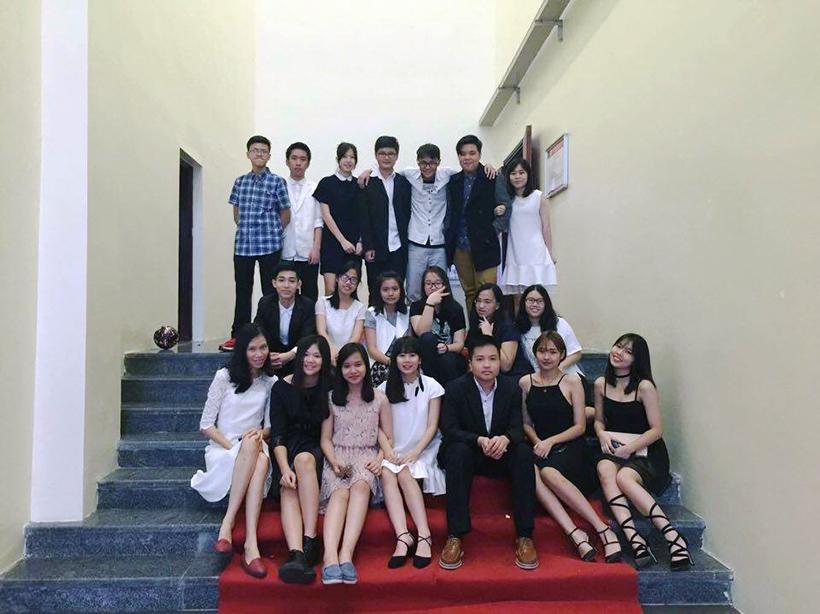 Bui Lan Trinh 4 Cơ hội mang tên Hanoi Academy