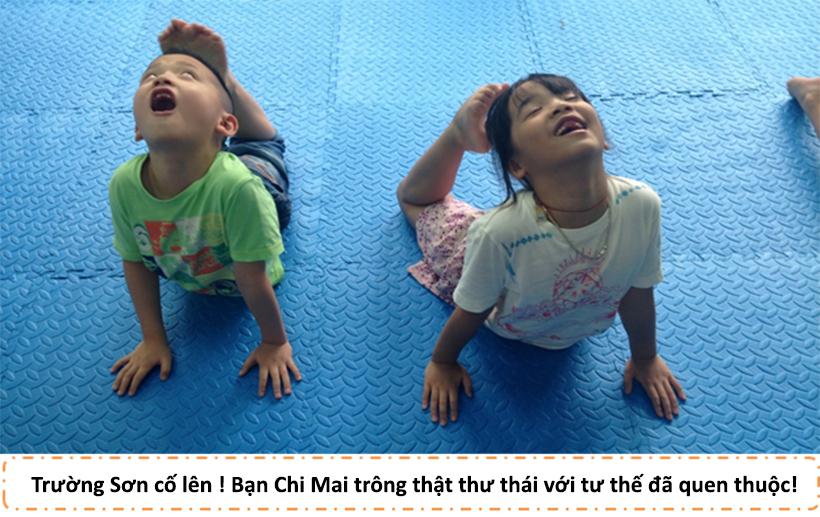 HA nhap mon Yoga he 2016 09 Hanoi Academy nhập môn Yoga hè 2016