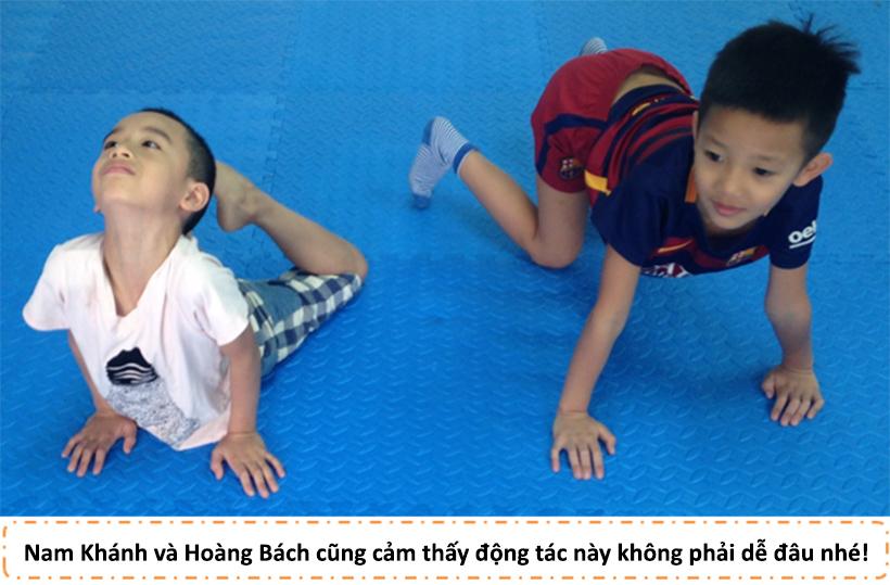 HA nhap mon Yoga he 2016 10 Hanoi Academy nhập môn Yoga hè 2016