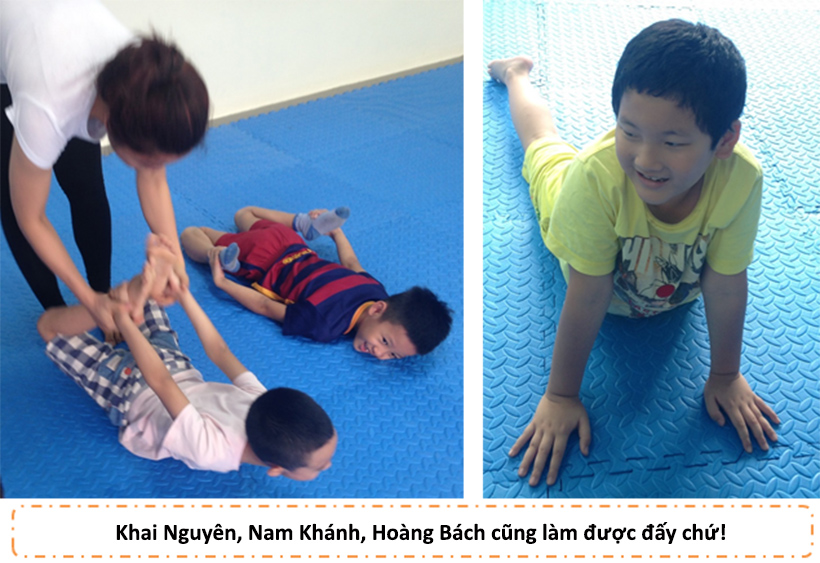 HA nhap mon Yoga he 2016 11 Hanoi Academy nhập môn Yoga hè 2016