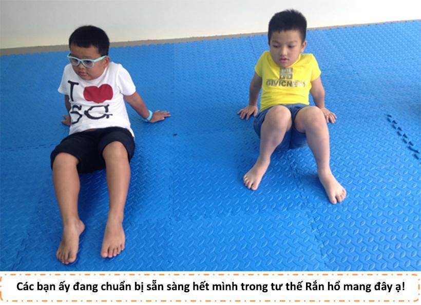 HA nhap mon Yoga he 2016 13 Hanoi Academy nhập môn Yoga hè 2016