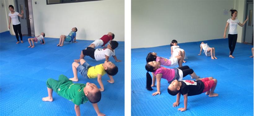HA nhap mon Yoga he 2016 18 Hanoi Academy nhập môn Yoga hè 2016