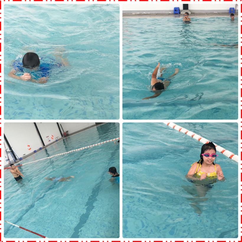 Hoc boi chua bao gio vui den the 07 Học bơi chưa bao giờ vui đến thế…