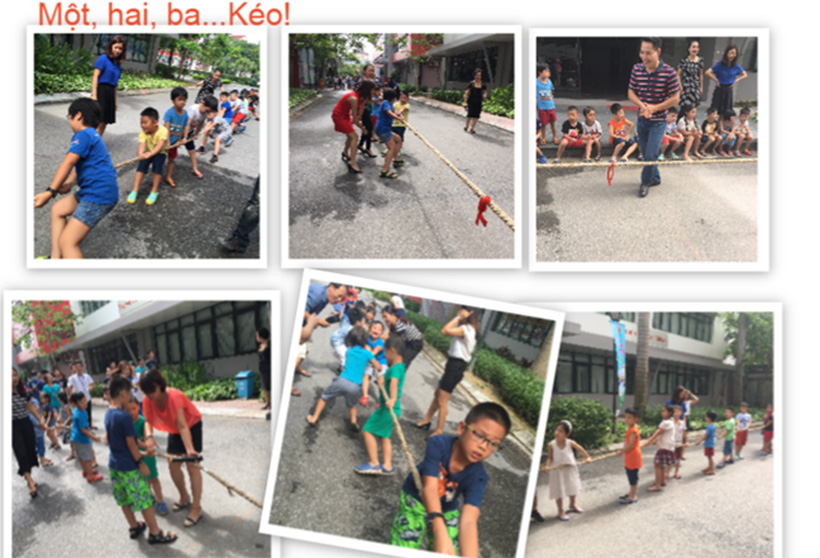 Soi dong cung trai he khoa 2 1 Sôi động cùng trại hè khóa 2 – Trường Tiểu học Hanoi Academy