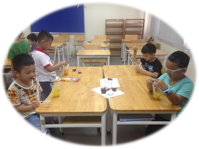 Soi dong cung trai he khoa 2 11 Sôi động cùng trại hè khóa 2 – Trường Tiểu học Hanoi Academy