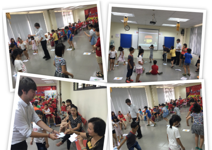 Soi dong cung trai he khoa 2 2 Sôi động cùng trại hè khóa 2 – Trường Tiểu học Hanoi Academy