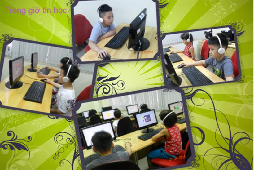 Soi dong cung trai he khoa 2 4 Sôi động cùng trại hè khóa 2 – Trường Tiểu học Hanoi Academy