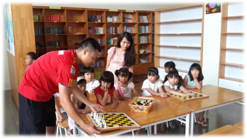 Soi dong cung trai he khoa 2 7 Sôi động cùng trại hè khóa 2 – Trường Tiểu học Hanoi Academy