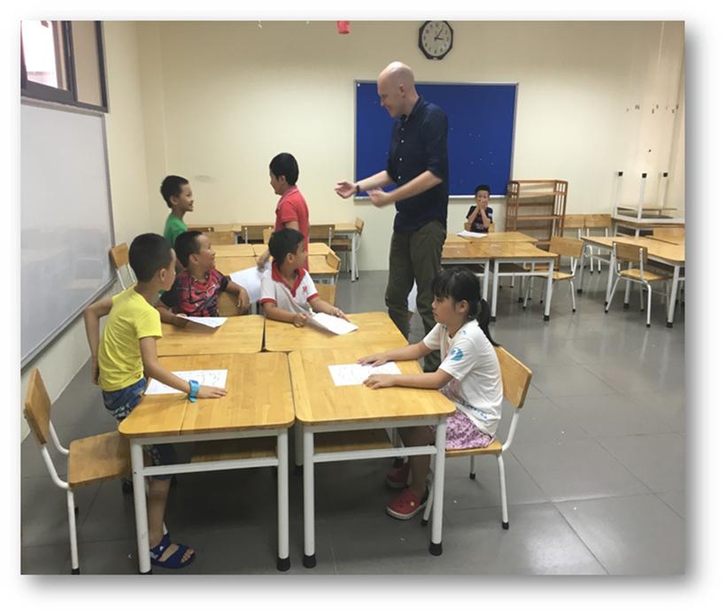 Soi dong cung trai he khoa 2 8 Sôi động cùng trại hè khóa 2 – Trường Tiểu học Hanoi Academy
