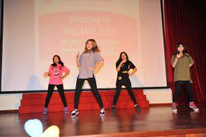 Trại hè Hanoi Academy 2016