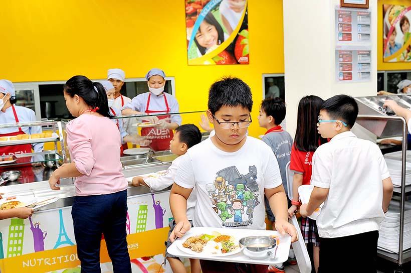 Kham pha Canteen HA 1 Khám phá Canteen Hanoi Academy