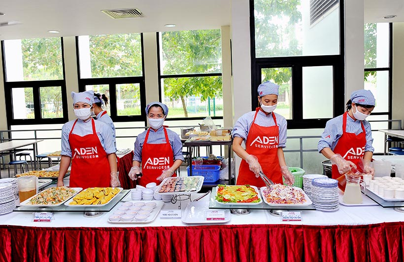 Kham pha Canteen HA 13 Khám phá Canteen Hanoi Academy