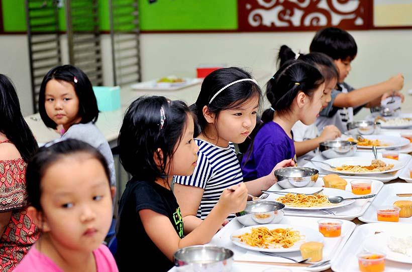 Khám phá Canteen Hanoi Academy Khám phá Canteen Hanoi Academy