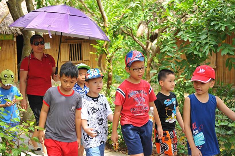 Kham pha Erahouse 07 Khám phá trang trại giáo dục Erahouse