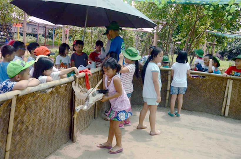 Kham pha Erahouse 12 Khám phá trang trại giáo dục Erahouse