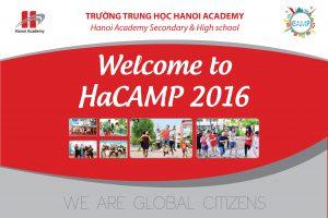 HaCAMP 2016 và những dòng tâm trạng