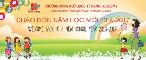 Welcome Back to A New School Year 2016 – 2017