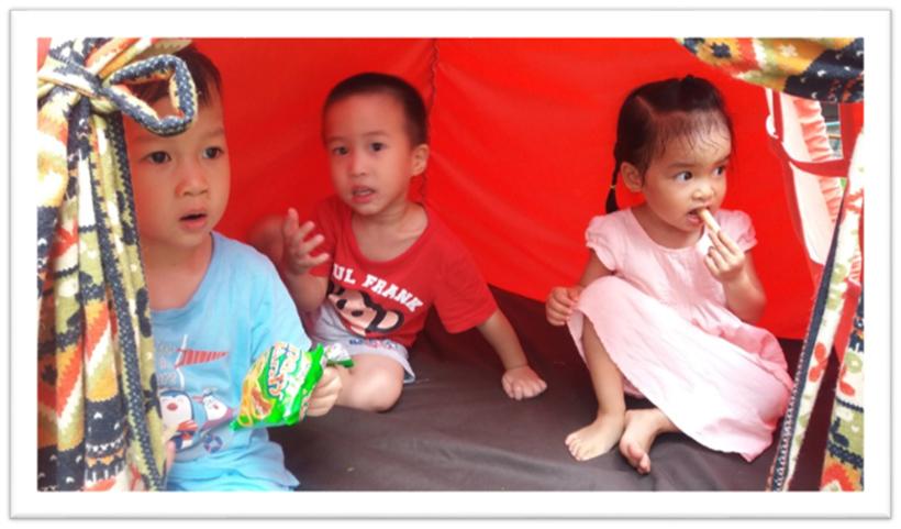 Be chao don ngay thanh lap truong 12 Bé vui chào đón ngày thành lập Trường Song Ngữ Quốc tế Hanoi Academy