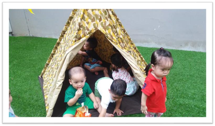 Be chao don ngay thanh lap truong 13 Bé vui chào đón ngày thành lập Trường Song Ngữ Quốc tế Hanoi Academy