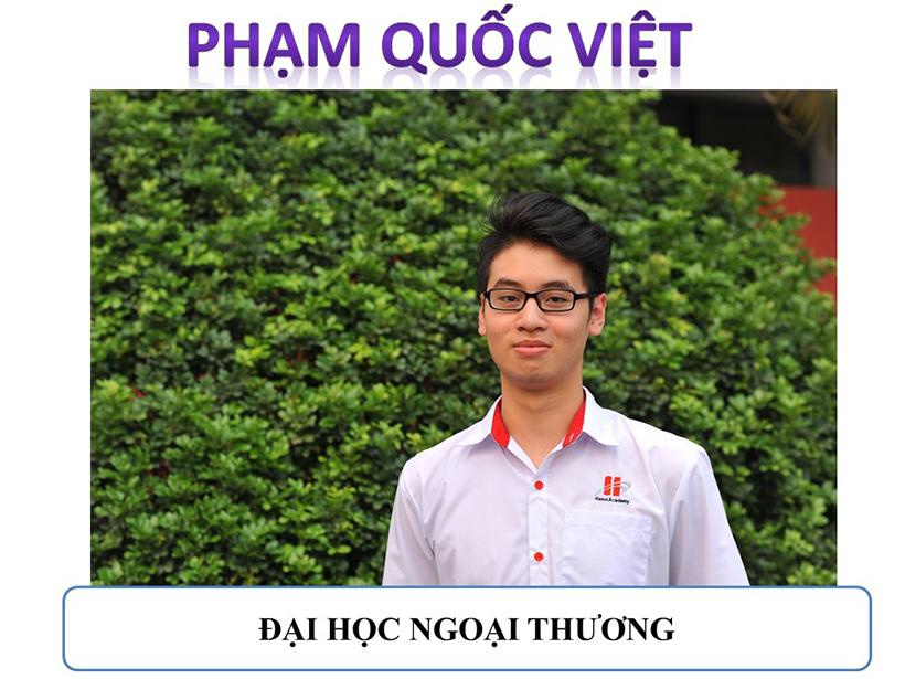Cat canh nhung uoc mo 13 Cất cánh những ước mơ Hanoi Academy