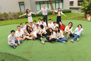 Cất cánh những ước mơ Hanoi Academy