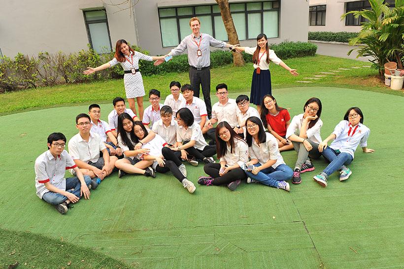 Cat canh nhung uoc mo 19 Cất cánh những ước mơ Hanoi Academy