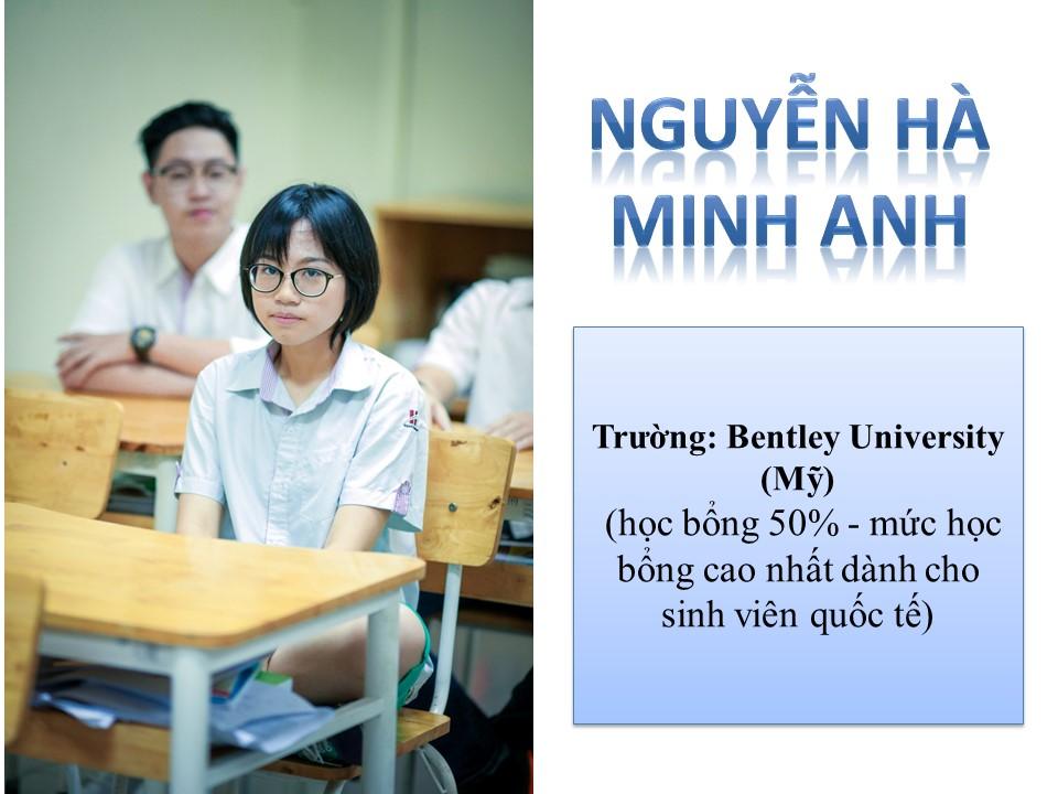 Cat canh nhung uoc mo 2 new Cất cánh những ước mơ Hanoi Academy