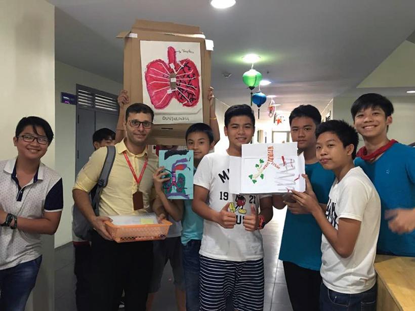HA-ngoi truong cua niem yeu khoa hoc 4 Hanoi Academy – Ngôi trường của niềm yêu khoa học