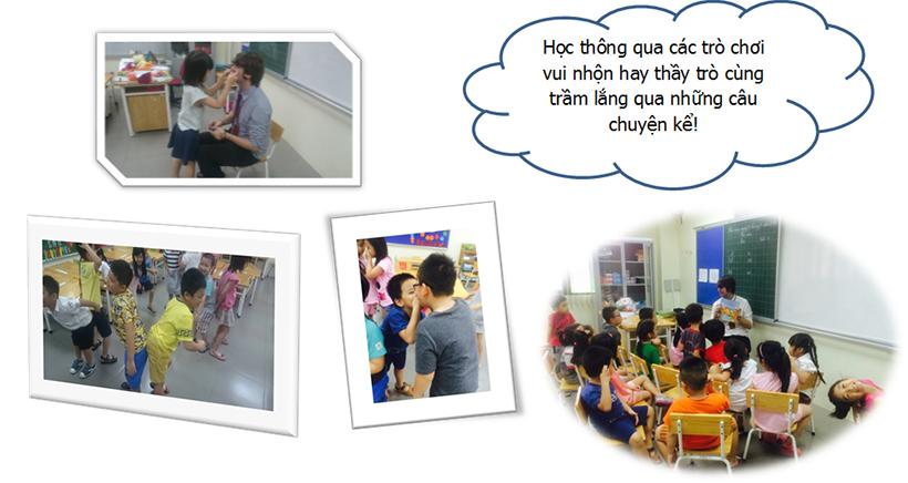 Niem vui den truong 2 Niềm vui đến trường Hanoi Academy