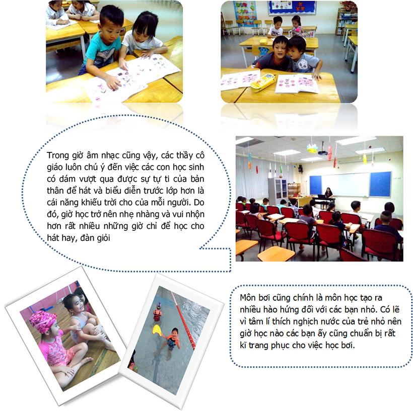 Niem vui den truong 3 Niềm vui đến trường Hanoi Academy