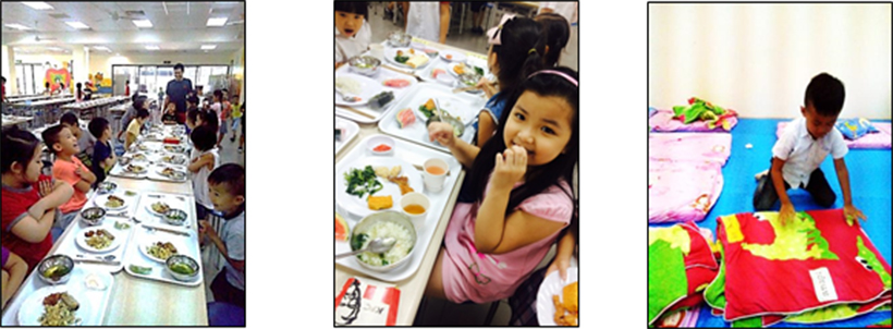Niem vui den truong 4 Niềm vui đến trường Hanoi Academy