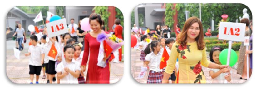 Niem vui den truong 5 Niềm vui đến trường Hanoi Academy