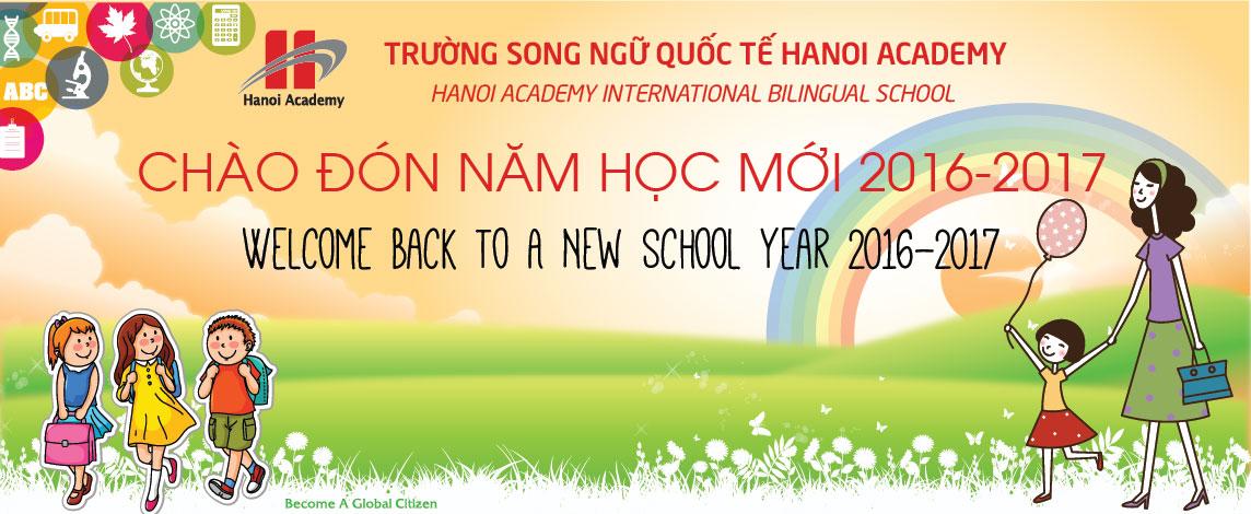TH HA chao don em vao lop 1 1 Tiểu học Hanoi Academy chào đón em vào lớp 1