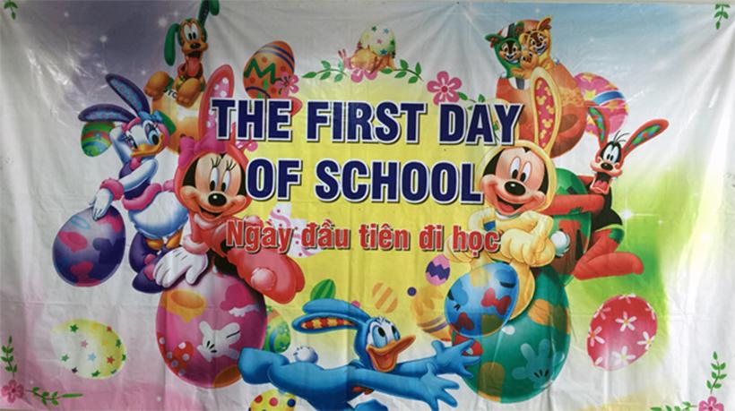 TH HA chao don em vao lop 1 2 Tiểu học Hanoi Academy chào đón em vào lớp 1