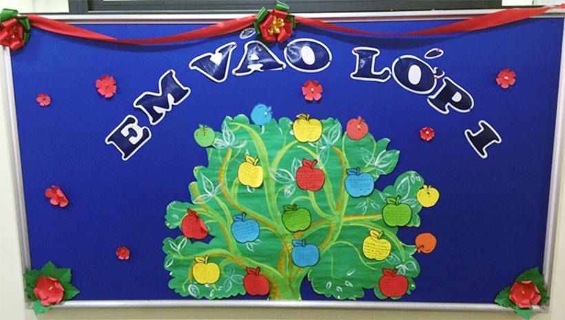 TH HA chao don em vao lop 1 3 Tiểu học Hanoi Academy chào đón em vào lớp 1