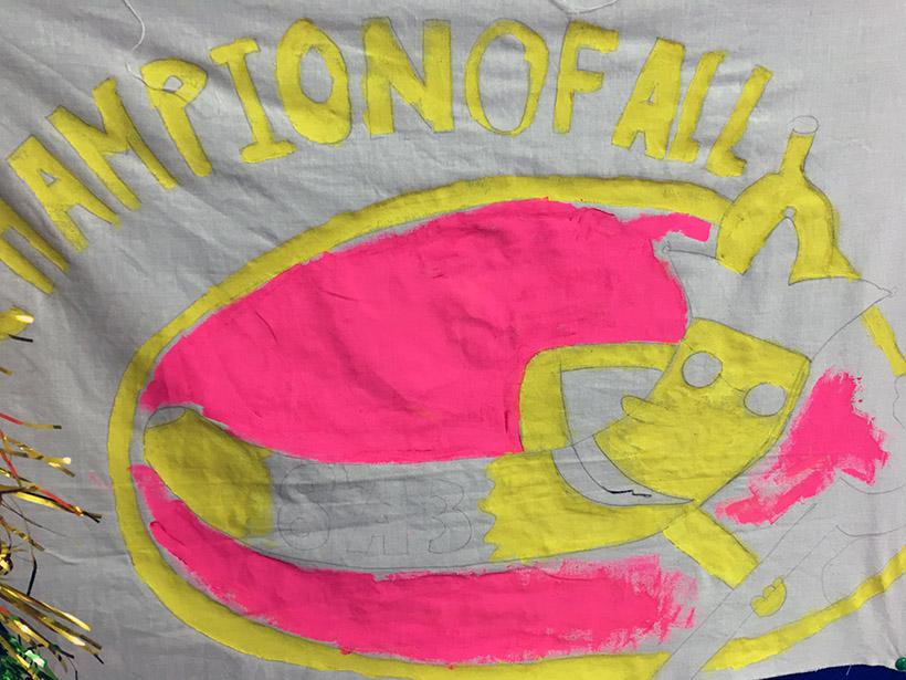 8A3 Lá cờ sức mạnh của những tập thể lớp trường THCS Hanoi Academy