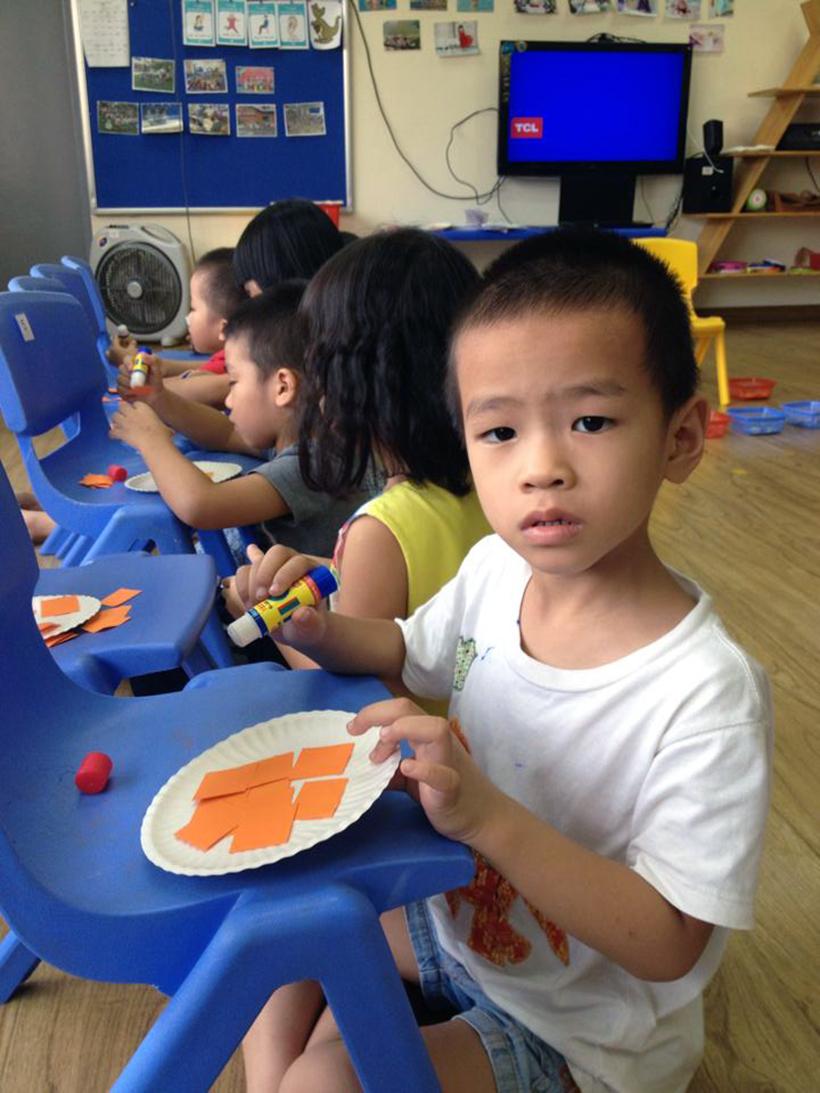Cung be chao don le hoi Halloween 11 Cùng bé đón chào lễ hội Halloween