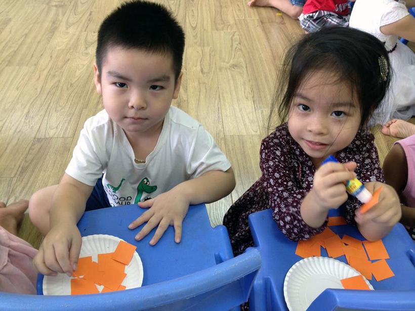 Cung be chao don le hoi Halloween 12 Cùng bé đón chào lễ hội Halloween