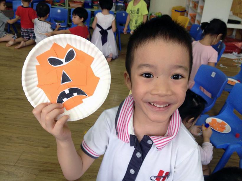 Cung be chao don le hoi Halloween 14 Cùng bé đón chào lễ hội Halloween