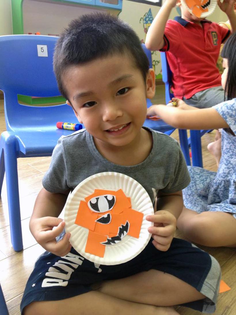 Cung be chao don le hoi Halloween 16 Cùng bé đón chào lễ hội Halloween